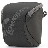 Lowepro Dashpoint 30 Pouch- Choice of 2 Colours: Slate Grey / Galaxy Blue (internal dimensions: 10 x 9 x 12.3 cm)