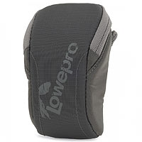 Lowepro Dashpoint 10 Pouch - Choice of 2 Colours: Slate Grey / Galaxy Blue (internal dimensions: 6.5 x 3.5 x 11.8 cm)