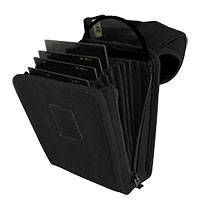 LEE Filters Field Pouch in Black or Sand - Holds up to 10x 100x150mm Filters (FHFPB)