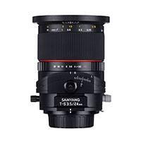 Samyang 24mm f3.5 ED AS UMC Tilt and Shift Lens - Canon EF (7691)