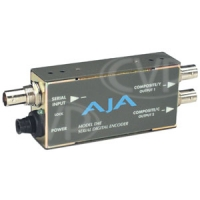 AJA D4E (D4-E) Serial to NTSC/PAL Encoder
