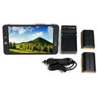 SmallHD SHD-MON701LLPKIT (SHDMON701LLPKIT) 701 Lite HDMI Field Monitor with LP-E6 Battery Kit