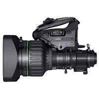 Canon CJ20ex7.8B IASE S - 2/3-inch Portable ENG Zoom Lens for 4K Broadcast Cameras (p/n 1507C001AA)