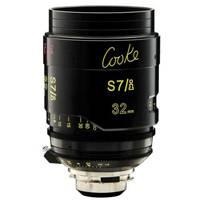 Cooke Optics S7/i 32mm T2 35mm/Super 35mm Prime Cine Lens with PL Mount