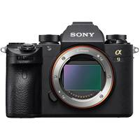 Sony Alpha a9 24.2 Megapixel Full Frame Mirrorless Camera with 4K Video Recording - Body Only (p/n ILCE-9)