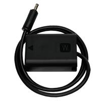 SmallHD SHD-PWRADP-CAMBATT-NPFW50 (PWR-ADP-CAMBATT-NPFW50) FOCUS to Sony - Barrel to NP-FW50 Faux Battery Adapter Cable