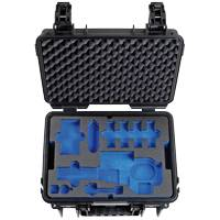 B&W Type 3000 Case with 2 Layers of Custom Foam for the DJI Osmo X3/Plus (Internal Dimensions: 330 x 235 x 150 mm)