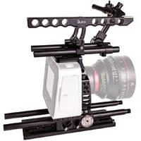 Ikan ELE-P-BMCC (ELEPBMCC) Elements Plus Blackmagic Cinema Camera Cage - 15mm