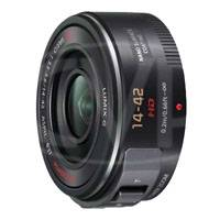 Panasonic 14-42mm f3.5-5.6 Lumix G X VARIO PZ ASPH O.I.S Lens - Micro Four Thirds Mount (p/n H-PS14042E)