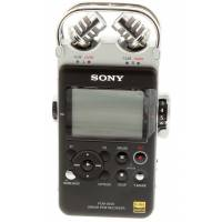 Open Box Sony PCM-D100 (PCMD100) High Resolution Portable Audio Recorder with Dual Condenser Microphones