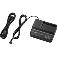 Sony BC-U1 (BCU1) Stand-Alone Battery Charger Compatible with the BP-U30 and BP-U60 Li-Ion Batteries