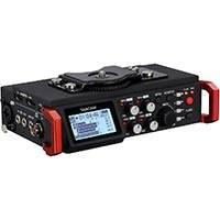 Ex-Demo Tascam DR-701D (DR701D) 6-Channel Audio Recorder for DSLR Cameras