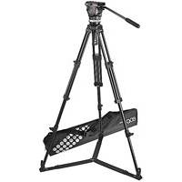 Sachtler ACE M GS System includes Ace Fluid Head, Ace Tripod with Floor Level Spreader and Bag (p/n 1002)