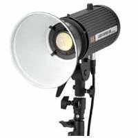 Lishuai LED100WBK-3 (LED100WBK 3) 3 Head LED Studio Light Kit