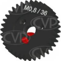 Vocas Drive Gear 0.8/36 for MFC-1 follow focus controller - 0500-0100 (05000100)