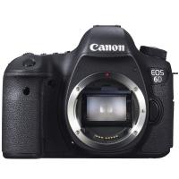 Canon EOS 6D 20.2 Megapixel Full Frame Digital SLR Camera Body Only (p/n 8035B022AA)