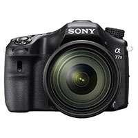 Sony Alpha 77 A77 Mark II 24.3 Megapixel Digital SLR Camera with 16-50mm f/2.8 Lens (ILCA77M2Q.CEC)
