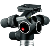 Manfrotto 405 Geared, Pan and Tilt Tripod Head (405)