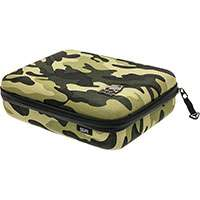 SP Gadgets Camera Storage Case for GoPro cameras and accessories (skull or camo print)