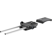 ARRI Basic Set for Sony PMW F5/F55 LWS (KK.0005798) Includes: Adapter Plate for Sony PMW F5/F55 (K2.66246.0), Support Rods 240mm Ø 15mm (K2.21958.0), Shoulder Pad for Sony PMW F5/F55 (K2.66249.0)