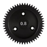RTMotion RTM-6204 (RTM6204) 0.8 Mod Motor Wide Gear  (Double Thick 12mm)