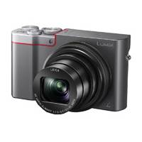 Panasonic Lumix DMC-TZ100 20.1MP Digital Camera with 10x Optical Zoom - Silver (p/n DMC-TZ100EBS)