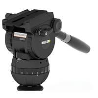 Miller MIL-1093 Compass X CX8 Ball Levelling Fluid Head - 75mm