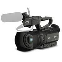 JVC GY-HM170E (GYHM170E) 12.7MP Handheld Compact 4K/HD CMOS Sensor Camcorder