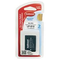 Hahnel HL-E12 Canon Compatible Digital Camera Battery LP-E12 Alternative (p/n 1000 175.4)