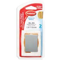 Hahnel HL-E8 Canon Compatible Digital Camera Battery - LP-E8 Alternative (p/n 1000 177.6)