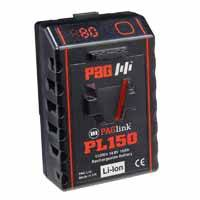 PAG 9309 PL150T V-Mount Li-Ion Time Battery (14.8V / 10Ah)
