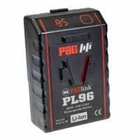 PAG 9304 PAGlink V-Mount PL96T Time Battery (14.8V /  6.5Ah)