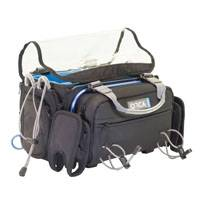 Orca OR-32 (OR-32) Audio/Mixer Bag with Aluminium Frame (Internal dimensions: 33cm x 14.5cm x 23cm)