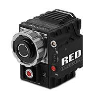 RED EPIC-X DRAGON 6K 19MP Digital Cinematography Camera with MINI-MAG Side SSD Module and Ti PL Lens Mount (p/n 710-0190)