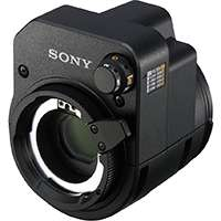 Sony LA-FZB2 (LAFZB2) B4 to FZ Lens Mount Adapter for the F55 Video Camera - with Dual Filter Servo Wheel ND/CC