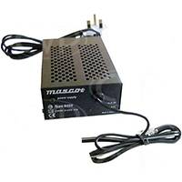 Mascot 13.2V DC / 5A AC Adaptor for Professional Camcorders (Bare Ended Cable)