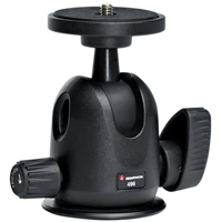 Manfrotto 496 Compact Ball Tripod Head (496)