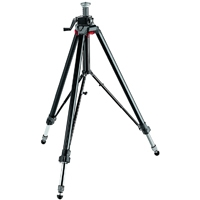 Manfrotto 058B Triaut 3 section Camera Tripod, Without Head (058-B)