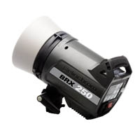 Elinchrom BRX 250 Studio Flash Head (20440)
