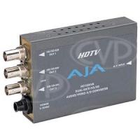 AJA HD10AVA HD/SD Analog Video and Audio to HD-SDI / SDI Converter with embedded audio
