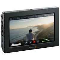 Blackmagic Video Assist 4K on-camera 7-inch Touchscreen Monitor/Recorder