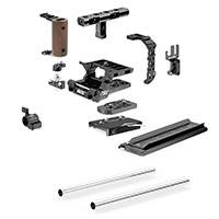 ARRI K0.0010078 (K00010078) Pro Rig Set for Sony Alpha A7S MkII and A7R MkII