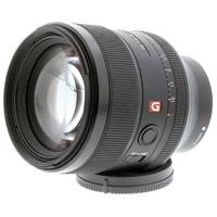 Pre-Owned Sony SEL85F14GM (SEL-85F14GM) 85mm f1.4 GM E-Mount Lens (SEL85F14GM.SYX)