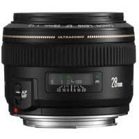 Ex-Demo Canon EF 28mm f/1.8 UsM Aspherical Lens (p/n 2510A010AA)