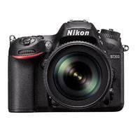 Nikon D7200 24.2 Megapixel DX Format Digital SLR Camera with 18-105mm f/3.5-5.6 G ED VR Lens (p/n VBA450K001)