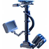 Glidecam GLX45VL (GLX45-VL) Glidecam X-45 Sled with V-LOCK Base or Anton Bauer Base - Suitable for cameras up to 45 lbs
