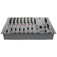 Open Box Behringer DX2000USB (DX-2000-USB) Professional 7-Channel DJ Mixer with USB/Audio Interface