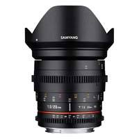 Samyang 20mm T1.9 VDSLR ED AS IF UMC Lens - Micro Four Thirds Mount (p/n 7457)