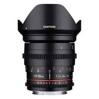 Samyang 20mm T1.9 VDSLR ED AS IF UMC Lens - Canon EF Mount (p/n 7456)