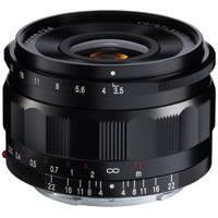 Voigtlander 21mm F3.5 COLOR-SKOPAR Aspherical Super Wide-Angle Lens - Sony E-Mount (BA350A)